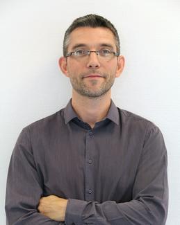 David Dessauge, directeur de l'école d'ostéopathie Ostéobio Paris